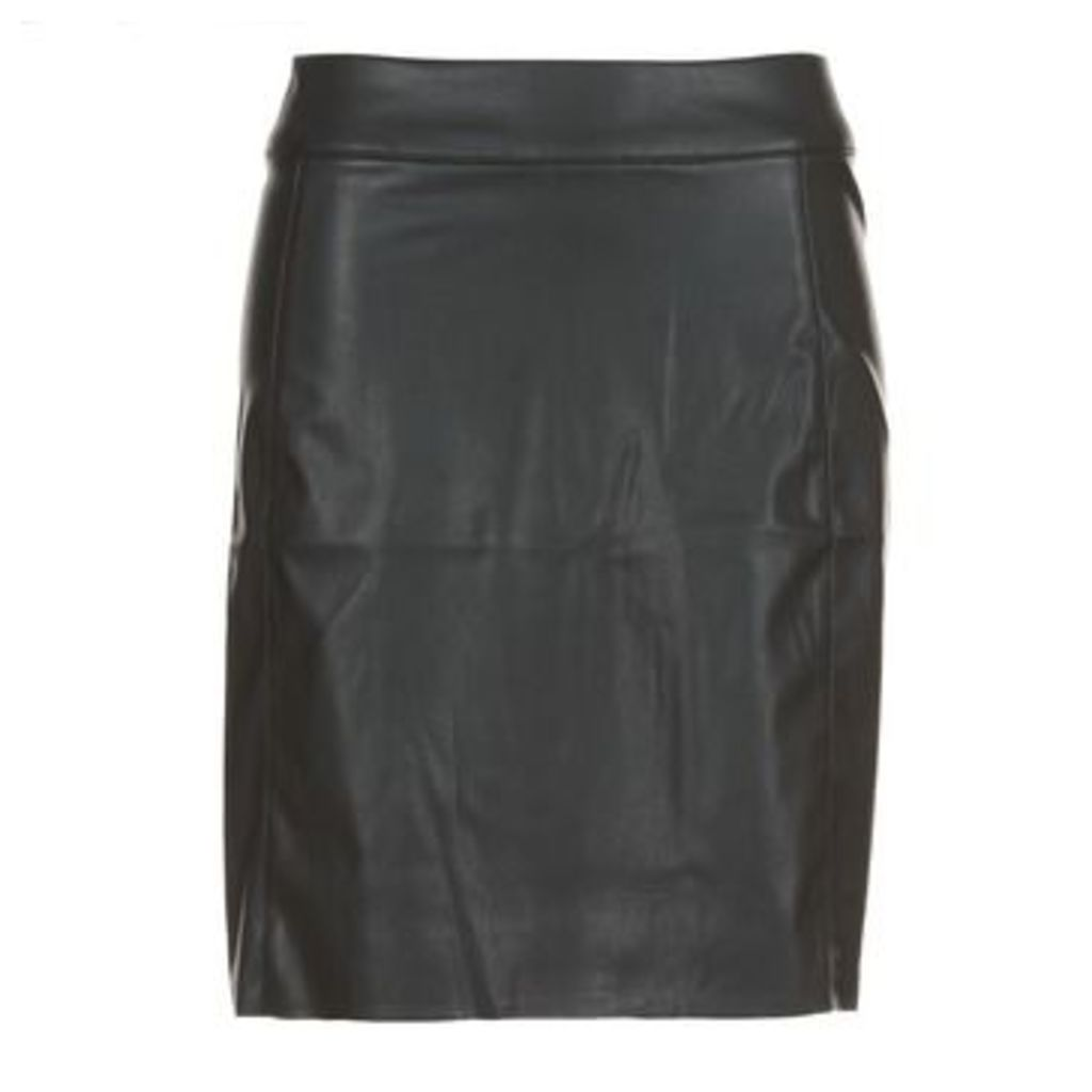 Vero Moda  VMMILA  women's Skirt in Black