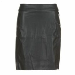 Vero Moda  VMMILA  women's Skirt in Black