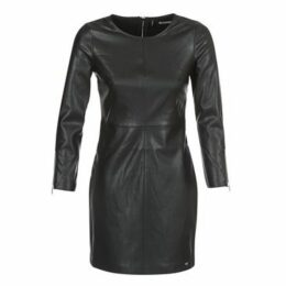 LPB Woman  VEMOSSER  women's Dress in Black