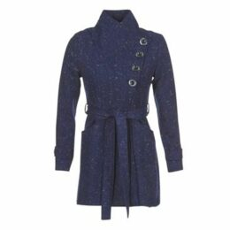 Smash  SIGATA  women's Coat in Blue