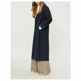 Arona belted wool coat