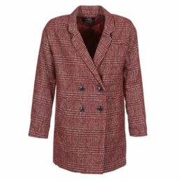 Le Temps des Cerises  LADY  women's Coat in Red
