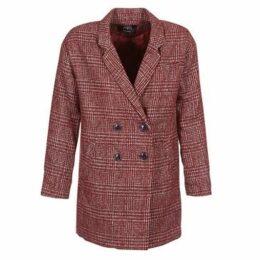 Le Temps des Cerises  LADY  women's Coat in Red
