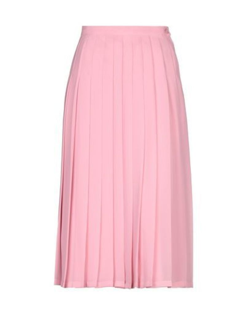 MODYVA SKIRTS 3/4 length skirts Women on YOOX.COM
