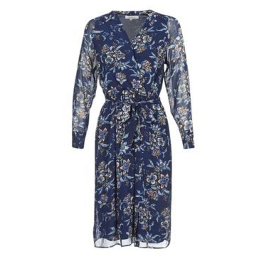 Derhy  PARASOL  women's Long Dress in Blue