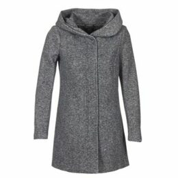 Only  SEDONA  women's Coat in Grey