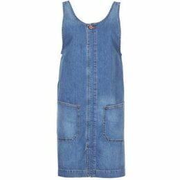 Diesel  DE DATY  women's Dress in Blue