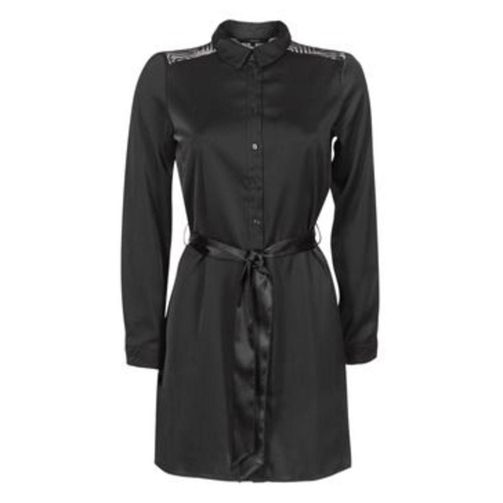 Vero Moda  VMLACY  women's Dress in Black