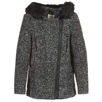 Smash  BATUATA  women's Coat in Grey