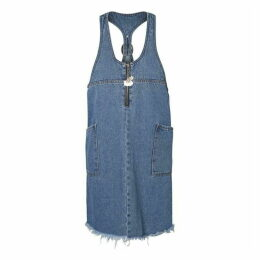 Noisy May Goldi Buckle Dress