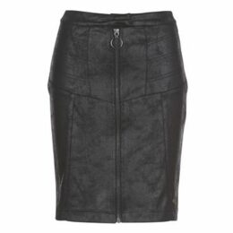 Kaporal  GROG  women's Skirt in Black