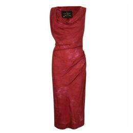 Vivienne Westwood Anglomania Virginia Printed Dress
