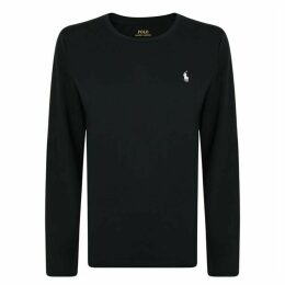 Polo Ralph Lauren Long Sleeve Pony T Shirt