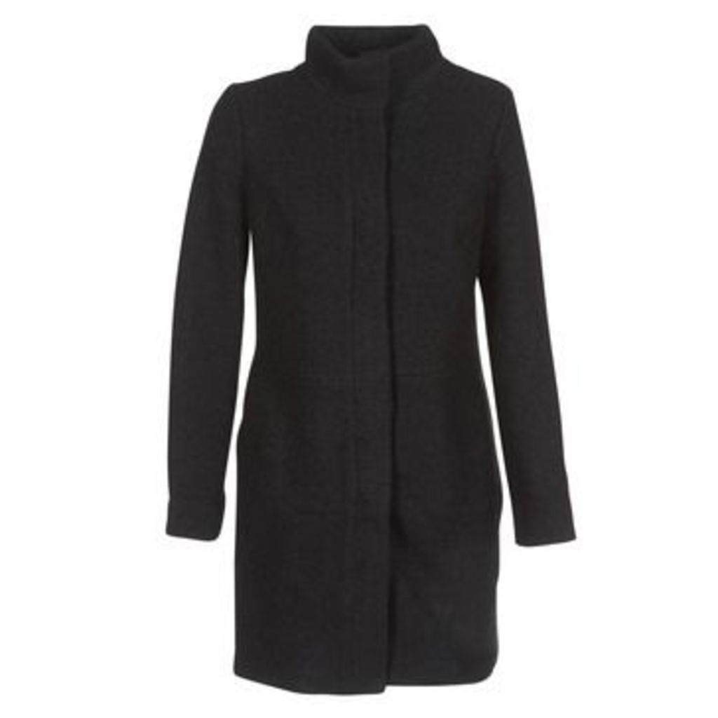Vila  VIALANIS  women's Coat in Black