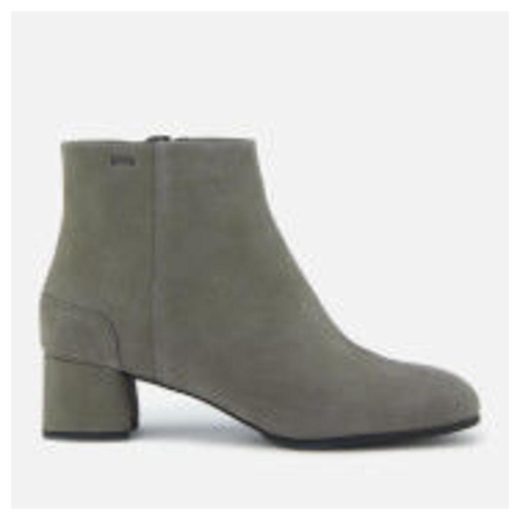 Camper Women's Katie Heeled Ankle Boots - Medium Grey