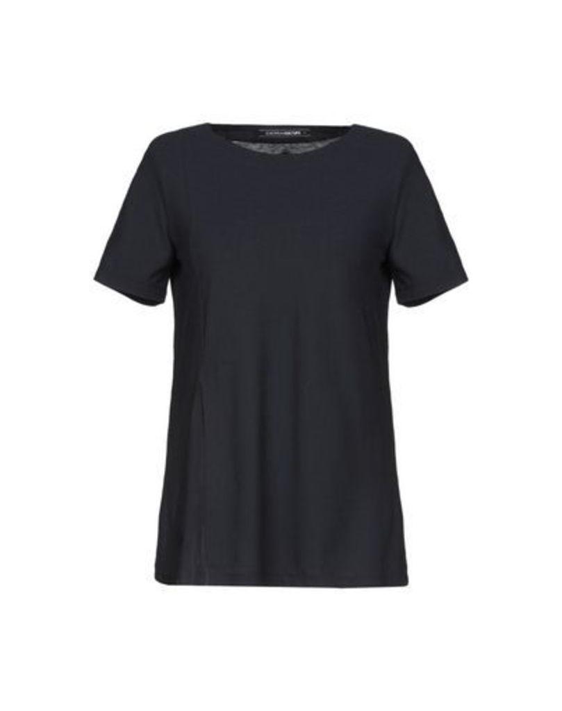 EUROPEAN CULTURE TOPWEAR T-shirts Women on YOOX.COM