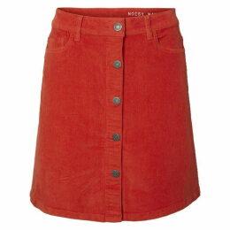 Noisy May Sunny Corduroy Skirt