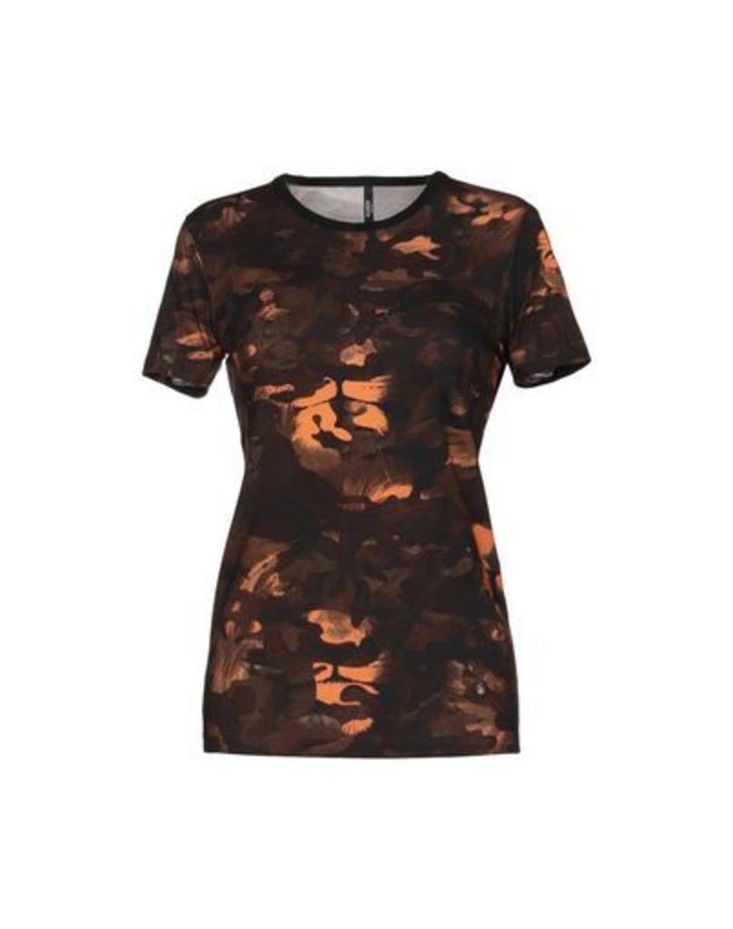 VERSUS VERSACE TOPWEAR T-shirts Women on YOOX.COM