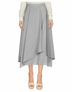 JIL SANDER NAVY SKIRTS 3/4 length skirts Women on YOOX.COM