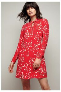 Womens Phase Eight Red/Ivory Carolina Floral Dress -  Red