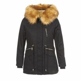 Betty London  JORDETTE  women's Parka in Black