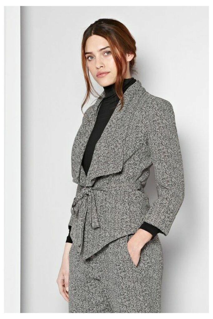 Imogen Herringbone Jacket