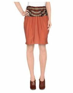 GALLIANO SKIRTS Knee length skirts Women on YOOX.COM