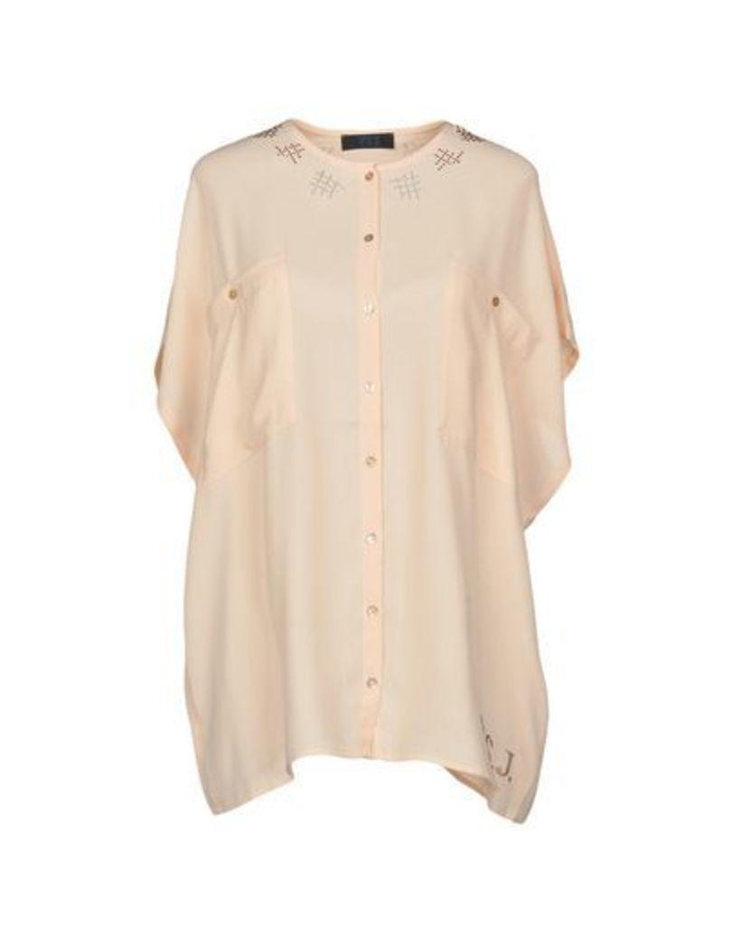 TWIN-SET JEANS SHIRTS Shirts Women on YOOX.COM