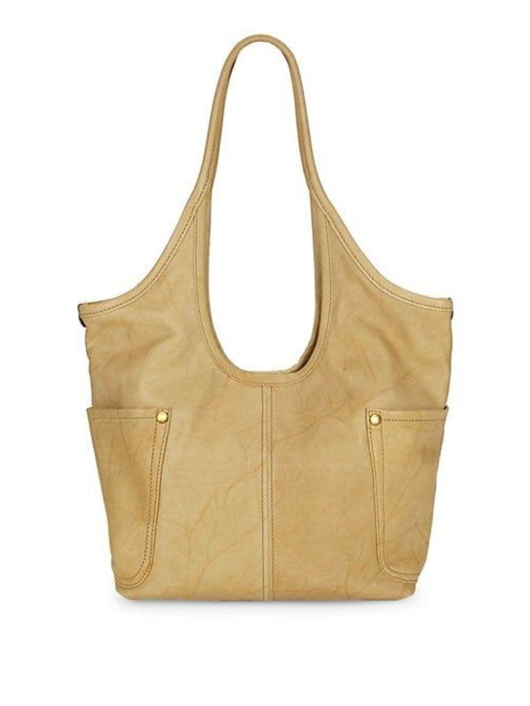 Campus Leather Shoulder Bag