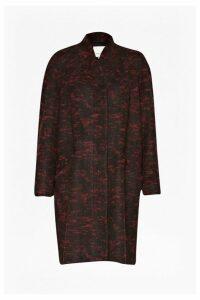 Selecta Zip Cocoon Coat