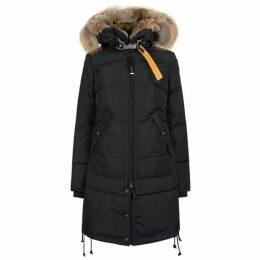 Parajumpers Long Bear Fur Coat