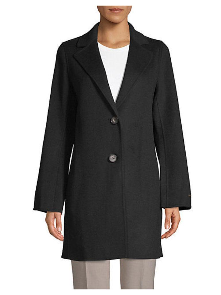 Jayden Notch Lapel Coat