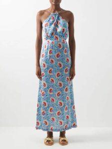 Mark Cross - Nicole Tortoiseshell Enamelled Gold Plated Bag - Womens - Tortoiseshell