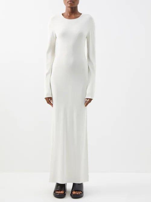 Stella Mccartney - Stella Logo Faux Leather Tote Bag - Womens - Black