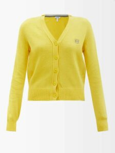 See By Chloé - Bias Cut Striped Silk Midi Skirt - Womens - Navy