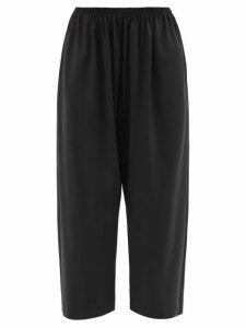 Junya Watanabe - Floral Print Pleated Midi Skirt - Womens - Brown Multi