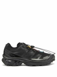 Erdem - Maira Rose Jacquard Pencil Skirt - Womens - Pink Multi