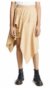 3.1 Phillip Lim Tailored Handkerchief Skirt