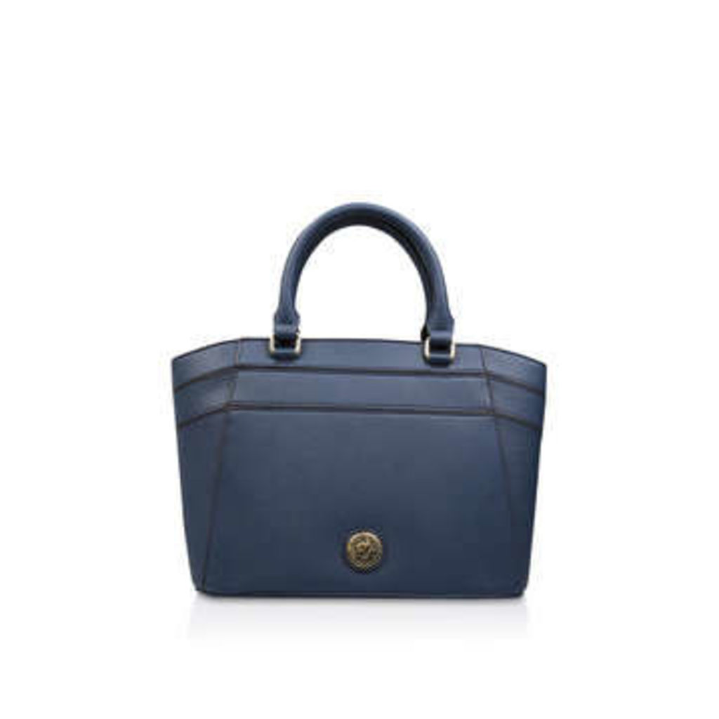 DOUBLE LAYERS SATCHEL