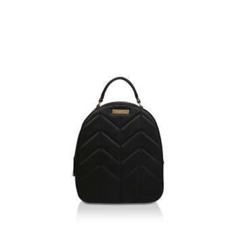 BOSSY V QUILTED BACK PACK