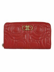 Salvatore Ferragamo Quilted Clutch
