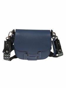 Tods Double T Front Shoulder Bag