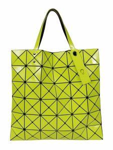 Bao Bao Issey Miyake Geometric Pattern Tote