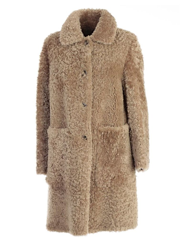 Desa 1972 Single Breasted Coat