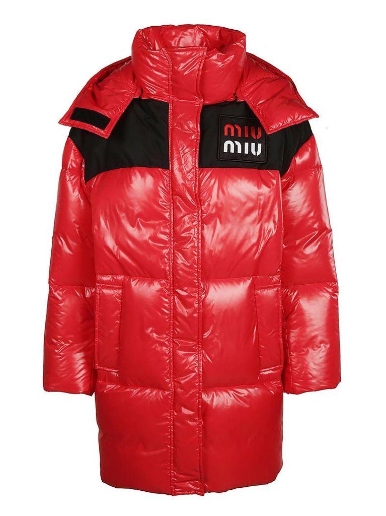 Miu Miu Oversized Padded Jacket