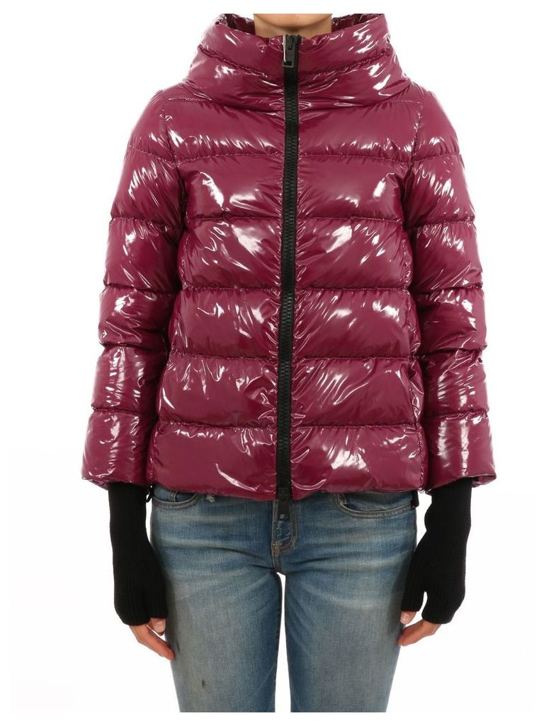 Herno Cyclamen Puffer Jacket