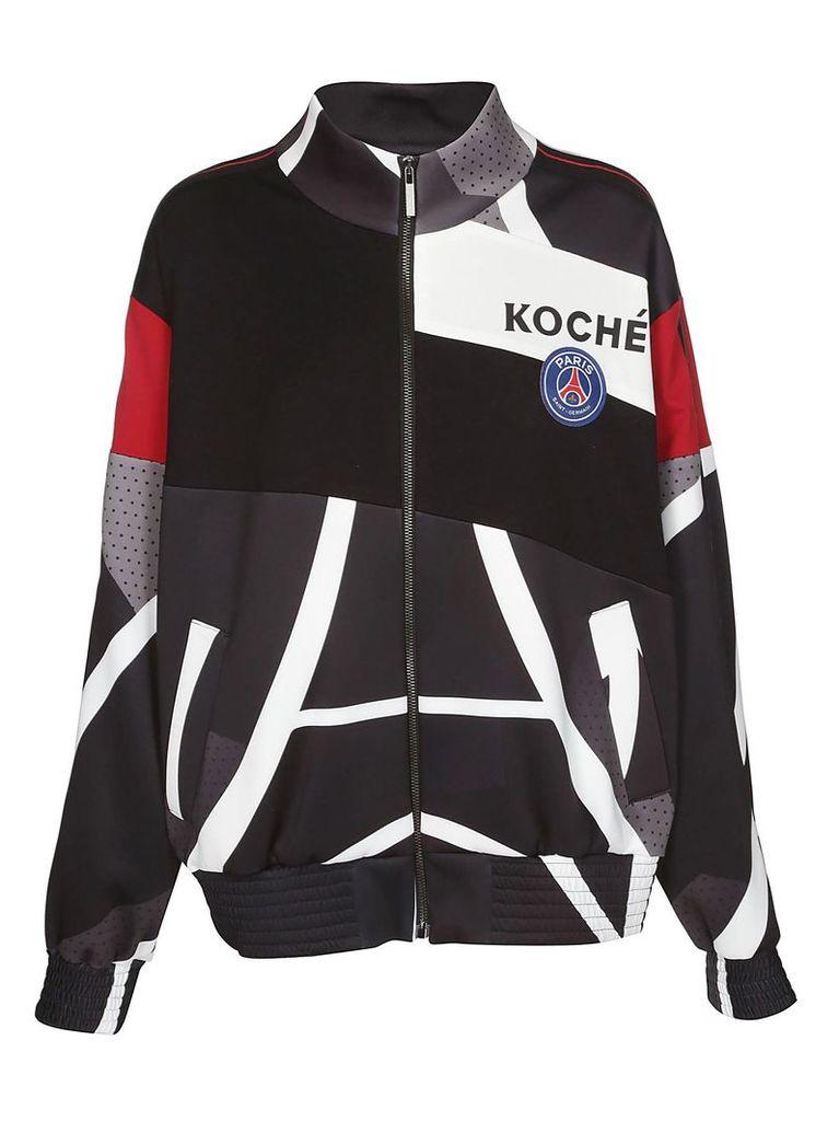 Koché Zip-up Jacket