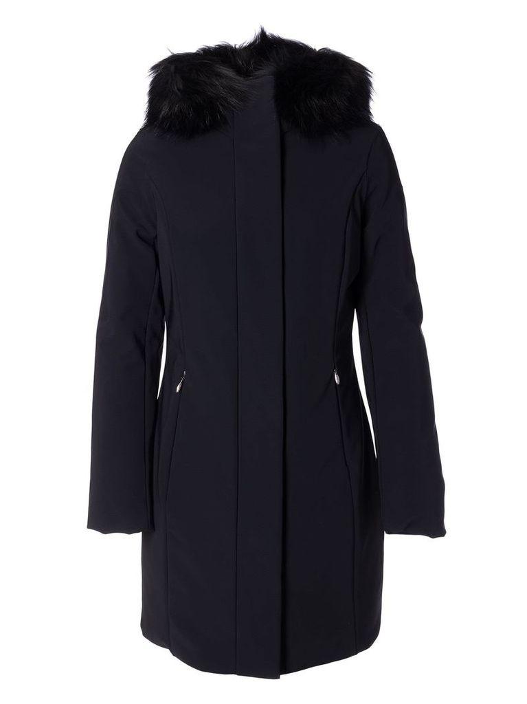 Rrd Fur Hooded Jacket
