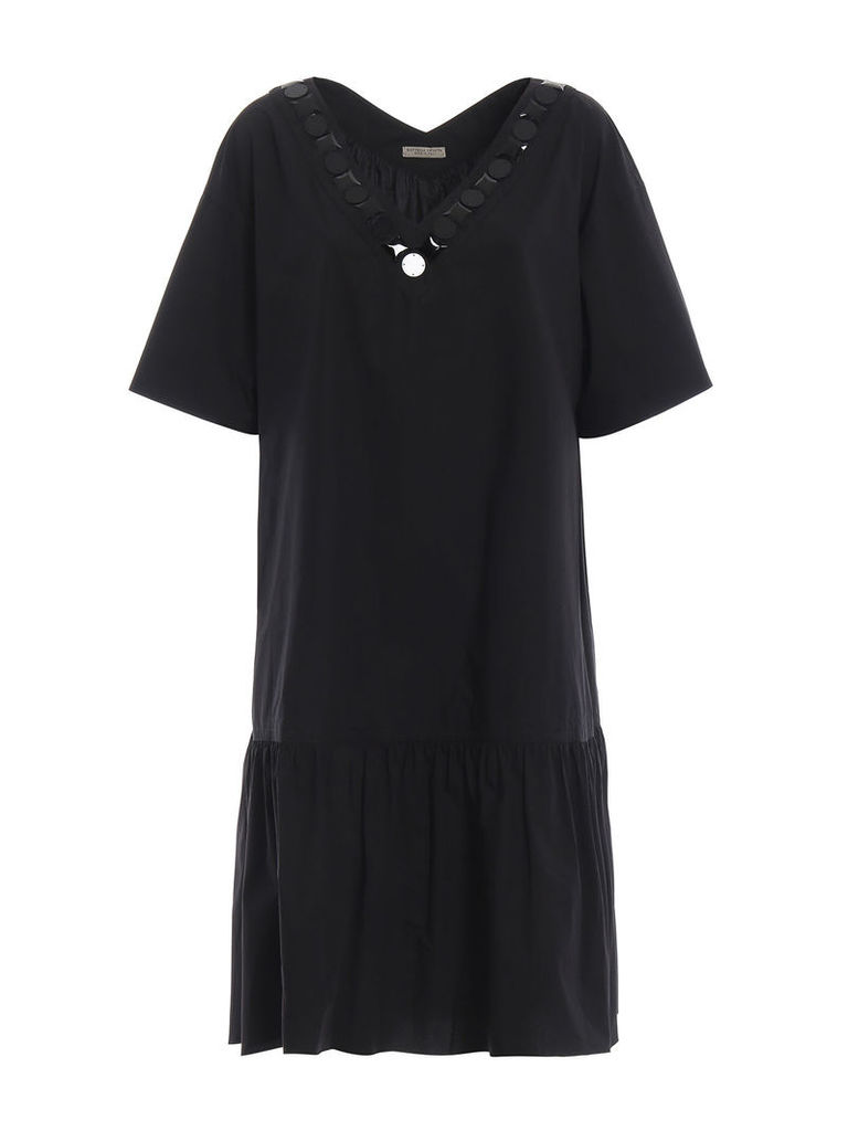 Bottega Veneta Drop-waist Shift Dress