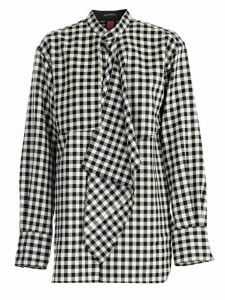 Ys Gingham Check Shirt